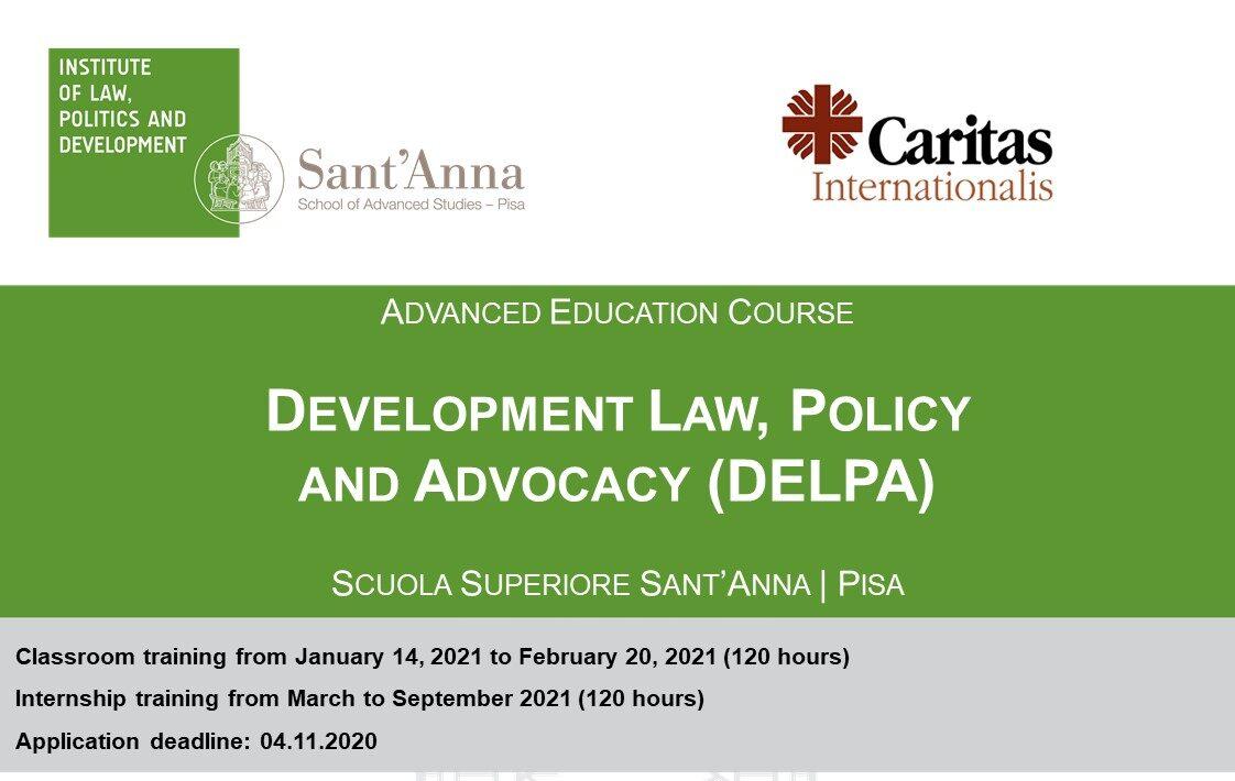 Development Law, Policy and Advocacy (DELPA)