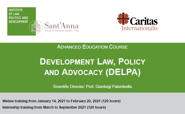 """Development Law, Policy and Advocacy"" (DELPA)"