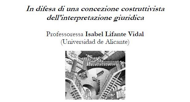 In difesa di una concezione costruttivista dell'interpretazione giuridica