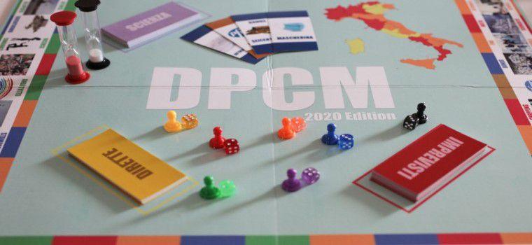 La filosofia del diritto dei DPCM